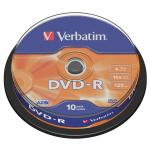 *DVD-R Verbatim DL Plus 4,7GB 10ks