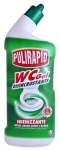 Pulirapid WC gel s vůní moře 750ml