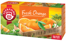 Čaj Teekanne Fresh Orange 20ks